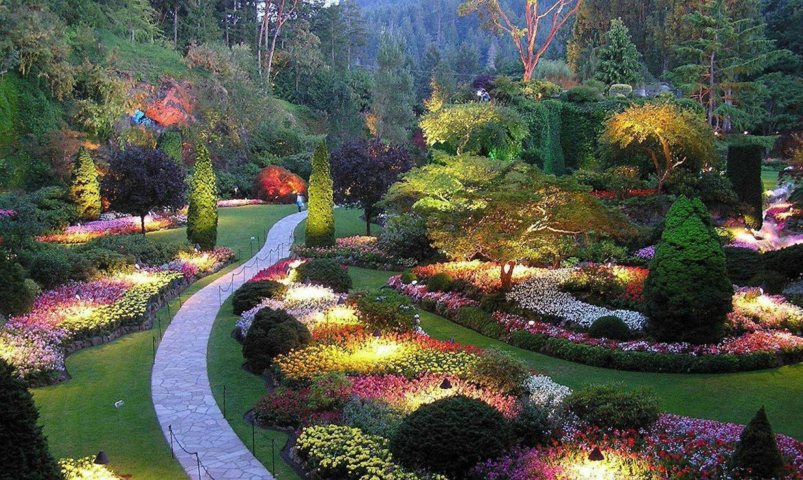 Most Beautiful Botanical Gardens In The World